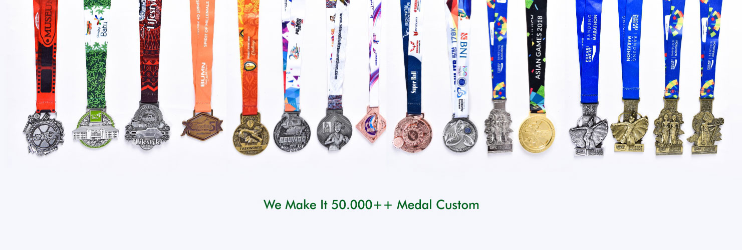 Be the champion with true medal