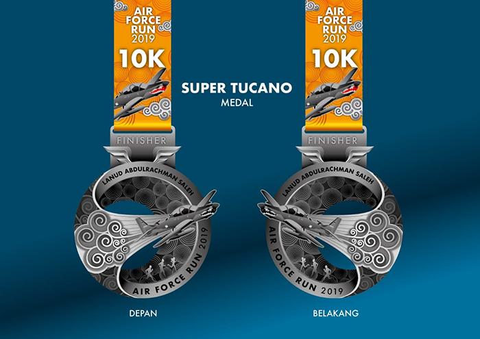 Super Tucano Medal